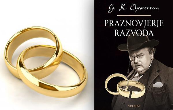 """Predstavljena knjiga """"Praznovjerje razvoda"""" Gilberta Keitha Chestertona"""