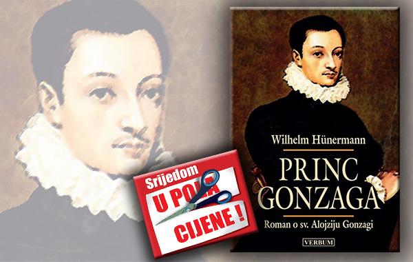 """""""Princ Gonzaga"""" 31. srpnja u pola cijene u Verbumu"""
