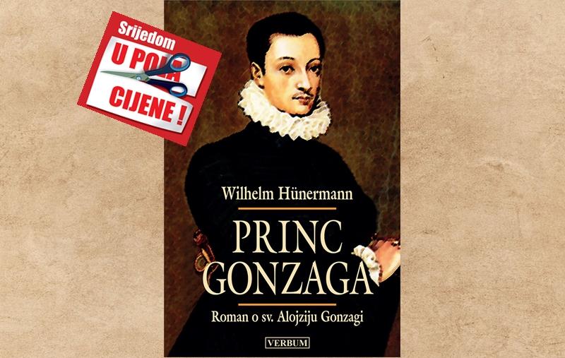 """""""Princ Gonzaga"""" 25. kolovoza u pola cijene u Verbumu"""