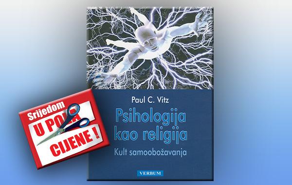 """""""Psihologija kao religija"""" 20. studenoga u pola cijene u Verbumu"""
