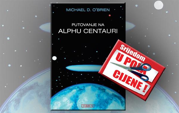 """""""Putovanje na Alphu Centauri"""" 27. veljače u pola cijene u Verbumu"""