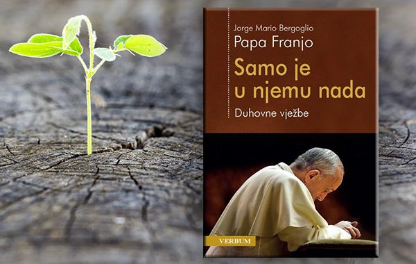 """""""Samo je u njemu nada"""" 17. travnja u pola cijene u Verbumu"""