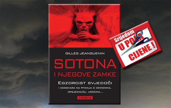"""""""Sotona i njegove zamke"""" 1. travnja u pola cijene u Verbumu"""