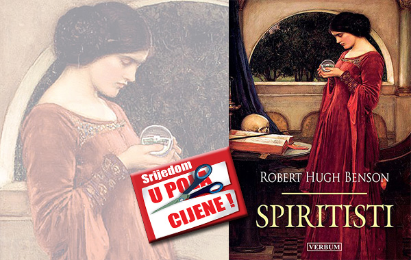 """Roman """"Spiritisti"""" 19. kolovoza u pola cijene u Verbumu"""