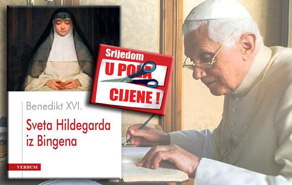 """""""Sveta Hildegarda iz Bingena"""" 11. rujna u pola cijene u Verbumu"""