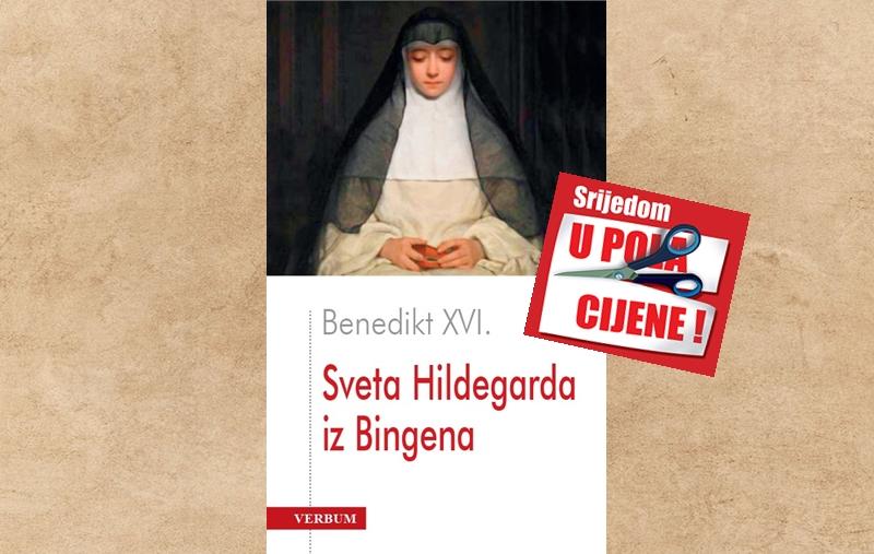 """""""Sveta Hildegarda iz Bingena """" 1. rujna u pola cijene u Verbumu"""