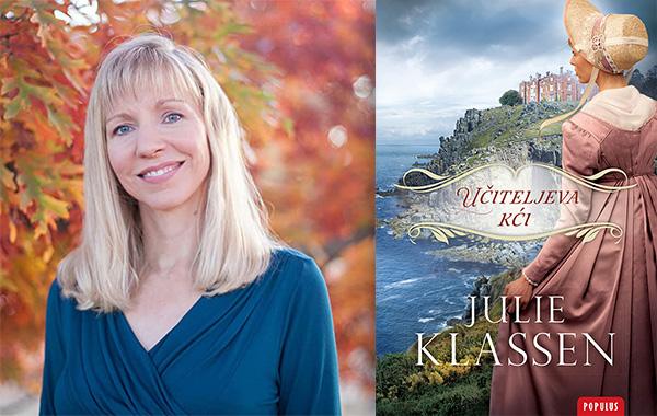 "Predstavljen nagrađivani roman ""Učiteljeva kći"" autorice Julie Klassen"