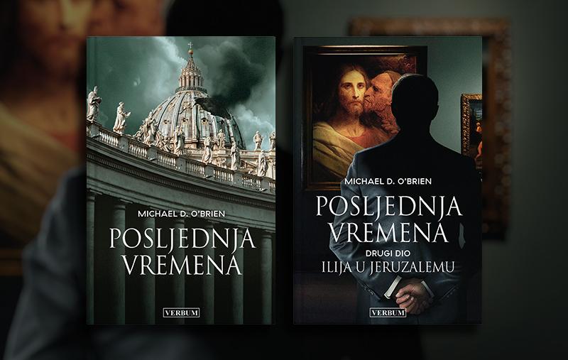 Ponovno dostupno! Novo izdanje bestselera o posljednjim vremenima i dolasku Antikrista