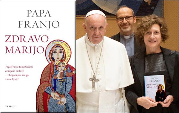 U Vatikanu danas predstavljeno talijansko i hrvatsko izdanje nove Papine knjige