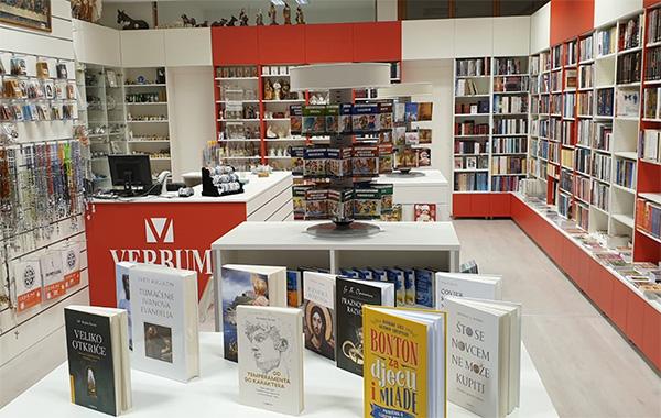Otvorena nova Verbumova knjižara u Vinkovcima