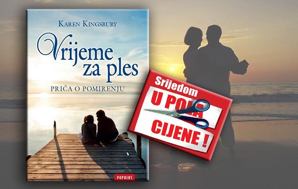 """""""Vrijeme za ples"""" 13. veljače u pola cijene u Verbumu"""