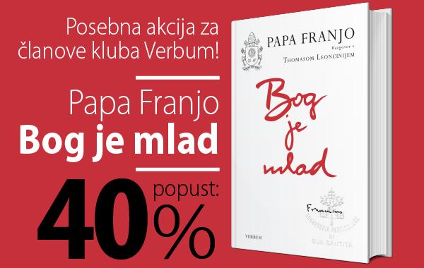 Knjiga mjeseca u knjižarama Verbum uz 40% popusta!