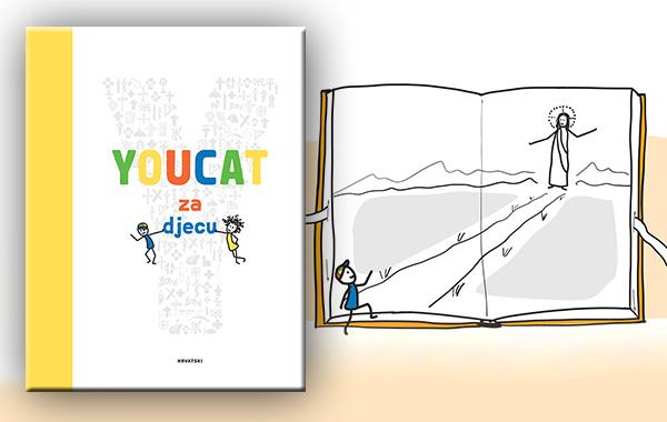 """Novi katekizam """"Youcat za djecu"""" stigao u knjižare Verbum!"""