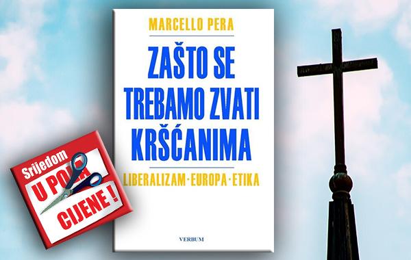 """""""Zašto se trebamo zvati kršćanima"""" 23. listopada u pola cijene u Verbumu"""