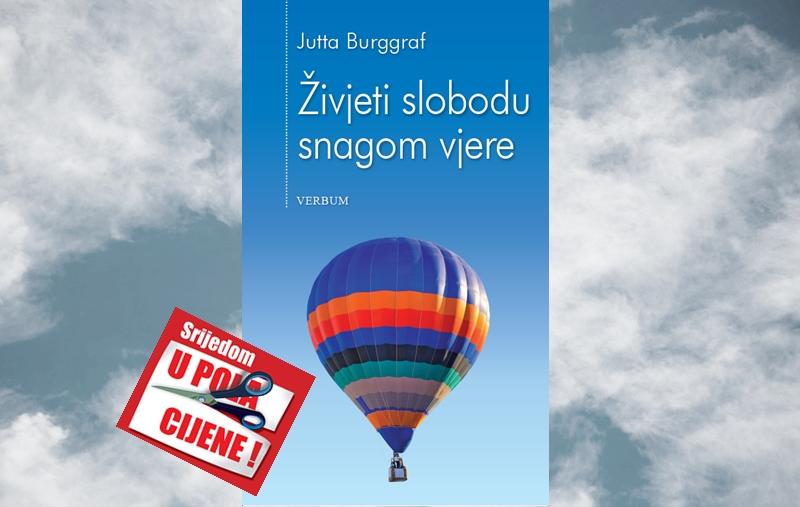 """""""Živjeti slobodu snagom vjere"""" 21. travnja u pola cijene u Verbumu"""