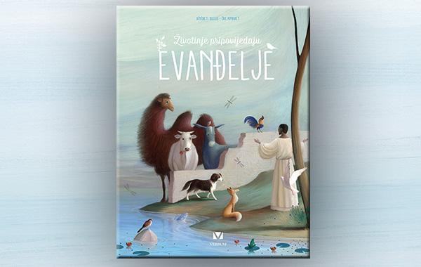 """Predstavljena prelijepa slikovnica za djecu """"Životinje pripovijedaju Evanđelje"""""""