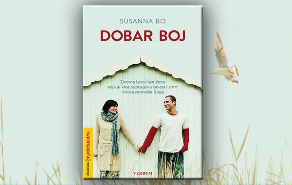 "Predstavljena knjiga ""Dobar boj"", potresna životna priča autorice Susanne Bo"