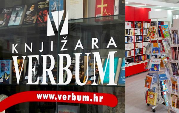 Otvaraju se knjižare Verbum – od ponedjeljka smo opet s vama diljem Hrvatske!