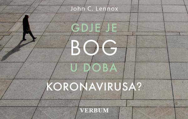 """Knjiga """"Gdje je Bog u doba koronavirusa"""" stigla u knjižare Verbum!"""