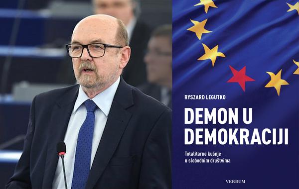 """U knjižare Verbum stiže izvrsna knjiga """"Demon u demokraciji"""" Ryszarda Legutka!"""