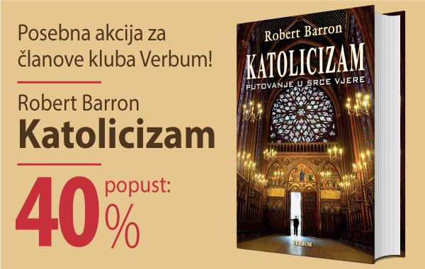 """Katolicizam"" uz 40% popusta u knjižarama Verbum!"