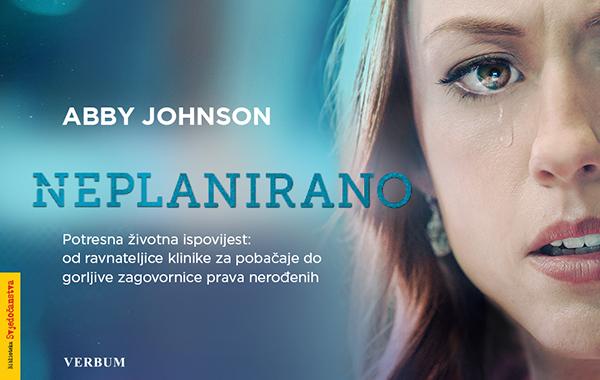 """Predstavljen međunarodni bestseler """"Neplanirano"""" po kojem je snimljen i vrlo uspješan igrani film"""