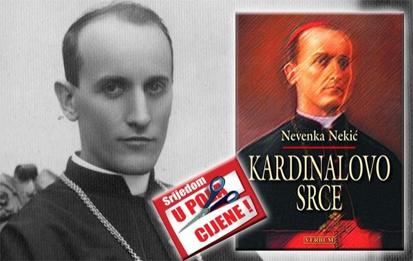 """""""Kardinalovo srce"""" 07. veljače u pola cijene u Verbumu"""