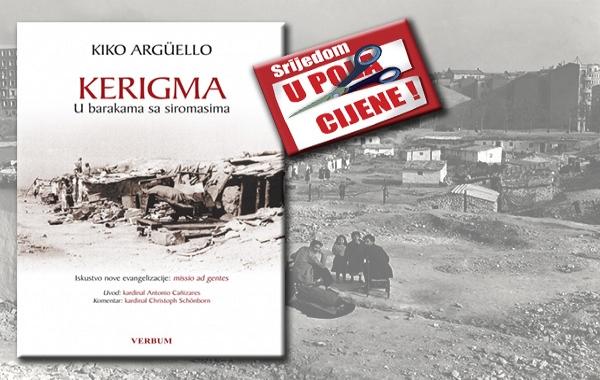 """Knjiga """"Kerigma"""" 21. veljače u pola cijene u svim knjižarama Verbum"""