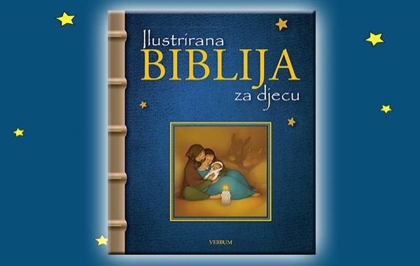 """Predstavljeno novo Verbumovo izdanje """"Ilustrirana Biblija za djecu"""""""