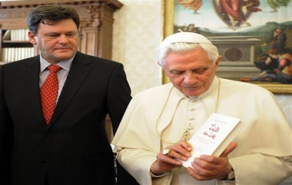 """Odgođena tribina s Peterom Seewaldom """"Benedikt XVI. i kršćanstvo danas"""""""