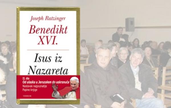 """""""Isus iz Nazareta"""" predstavljen na """"Trsatskim razgovorima"""" u Rijeci"""