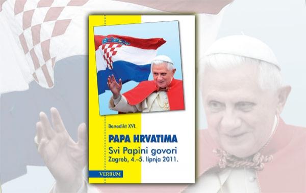 """Nova knjiga """"Papa Hrvatima"""" u prodaji"""