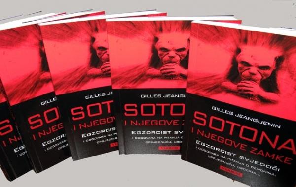 "Predstavljena knjiga ""Sotona i njegove zamke"""