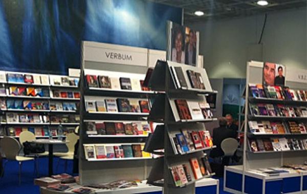 Verbum deseti put nastupa na Sajmu knjige u Frankfurtu