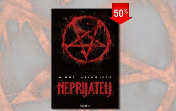 """Duhovni triler """"Neprijatelj"""" dostupan u pola cijene samo u srijedu 19. listopada u Verbumu"""