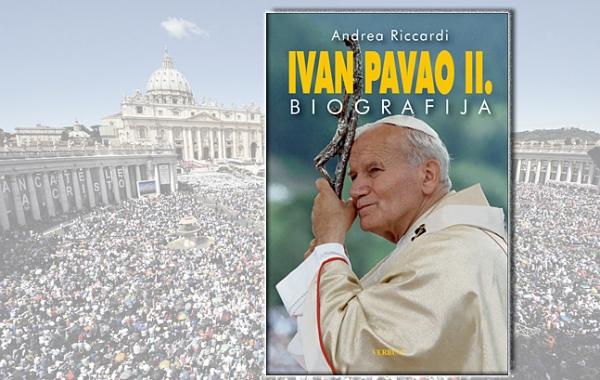 Najpotpunija biografija Ivana Pavla II. dostupna u knjižarama