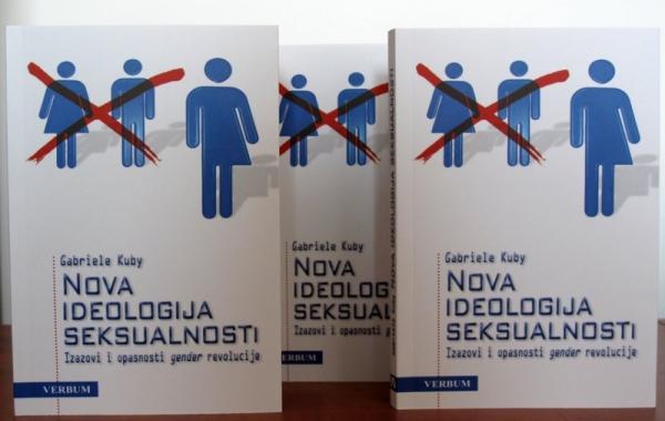 """""""Nova ideologija seksualnosti"""" Gabriele Kuby predstavljena na konferenciji za medije"""