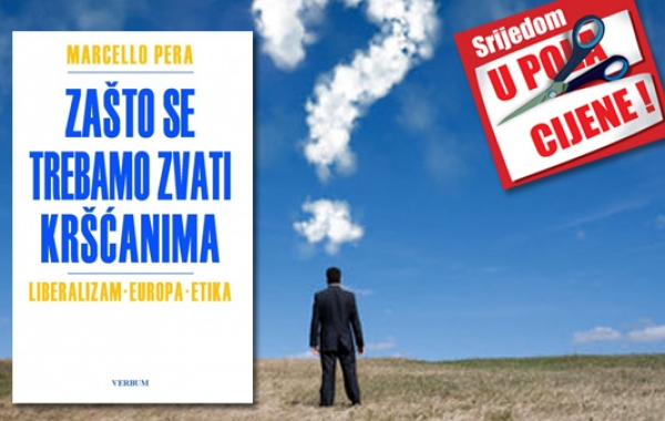 """Knjiga """"Zašto se trebamo zvati kršćanima"""" 29. veljače u pola cijene u Verbumu"""