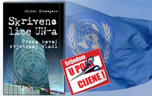 """""""Skriveno lice UN-a"""" 28. ožujka u pola cijene u Verbumu"""