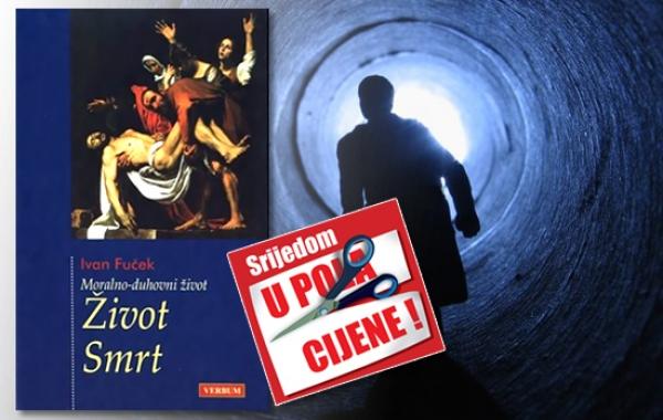 """Knjiga """"Život - Smrt"""" Ivana Fučeka 4. travnja u pola cijene u Verbumu"""