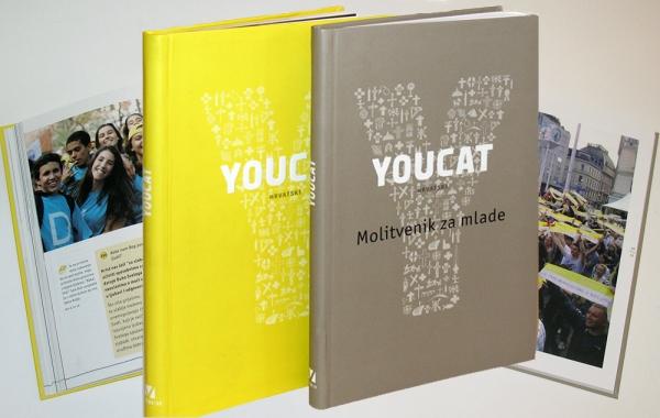 """""""Youcat Molitvenik"""" i """"Youcat Katekizam"""" – dva hita za mlade na vrhu Verbumove top ljestvice"""