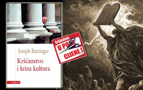 """""""Kršćanstvo i kriza kultura"""" 30. svibnja u pola cijene u Verbumu"""
