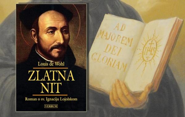 "Na konferenciji za medije predstavljen roman Louisa de Wohla ""Zlatna nit"""