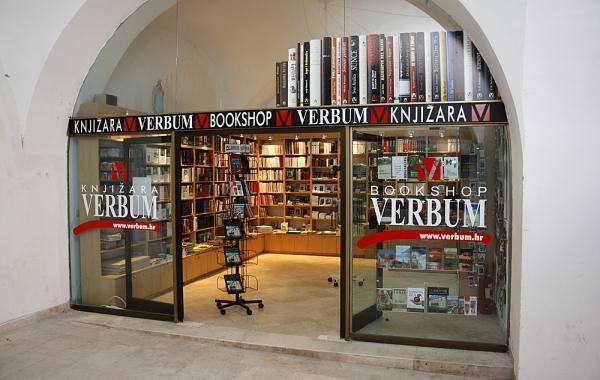 Knjižara Verbum u Dubrovniku na novoj adresi