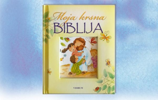 """""""Moja krsna Biblija"""" - predstavljeno novo izdanje za djecu"""