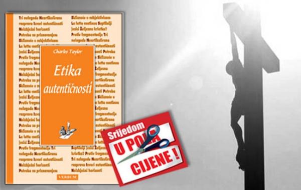 """""""Etika autentičnosti"""" Charlesa Taylora 19. rujna u pola cijene u Verbumu"""