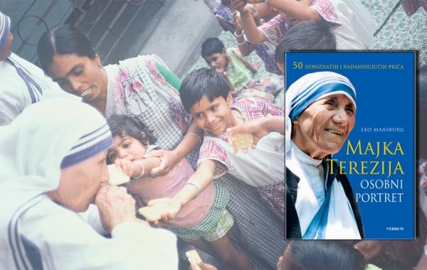 "Na konferenciji za medije predstavljena knjiga ""Majka Terezija – Osobni portret"""