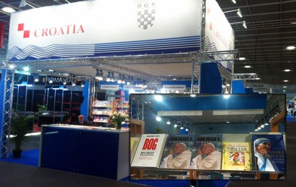 Verbum jedanaesti put nastupa na Sajmu knjige u Frankfurtu