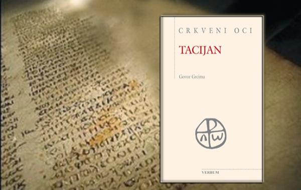 """Predstavljen šesti svezak u biblioteci Crkveni oci – Tacijanov """"Govor Grcima"""""""