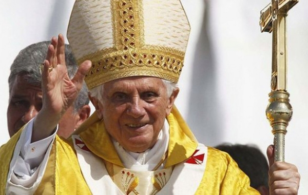 Papa Benedikt XVI. najavio odreknuće od papinske službe